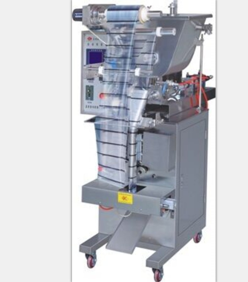SJIII-S全自动半流体包装机(卧式搅拌)