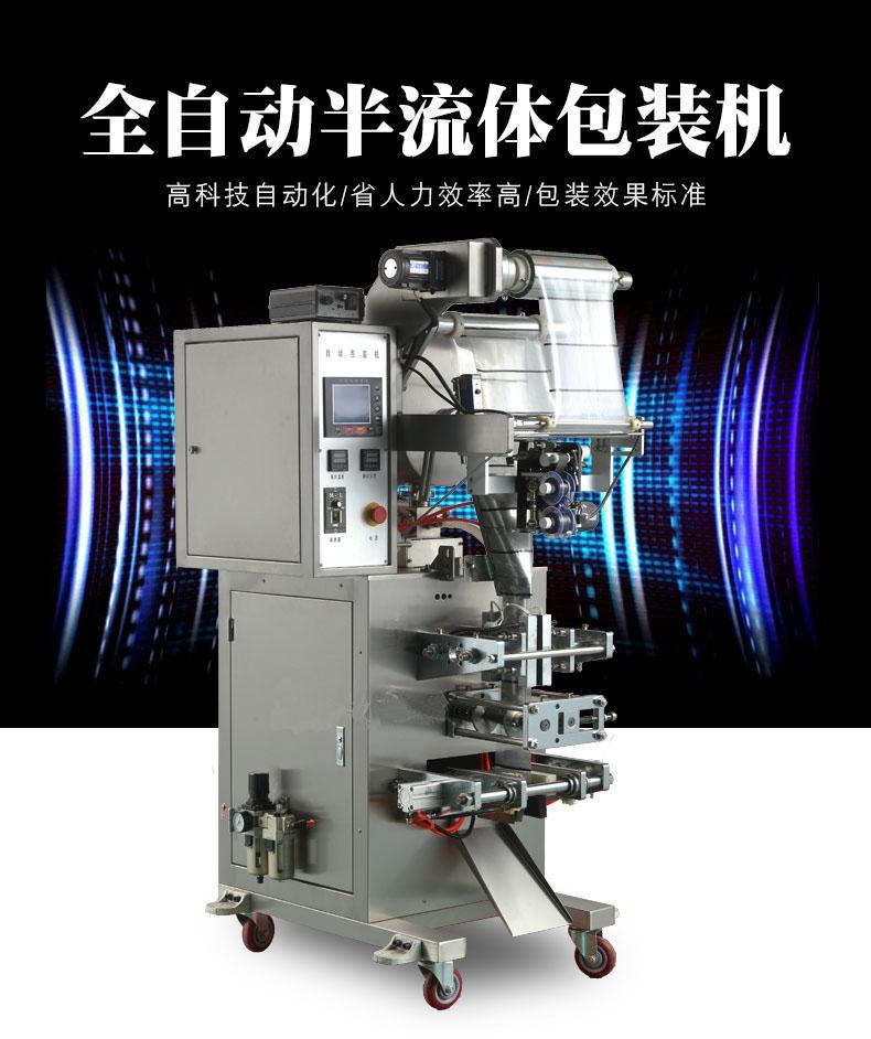 HXLDF320N全自动半流体包装机
